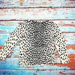 Sz 8 crewcuts factory sweater